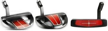 Bionik 500 Series Putters